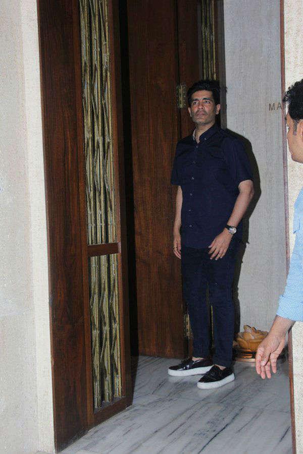 Manish Malhotra's party