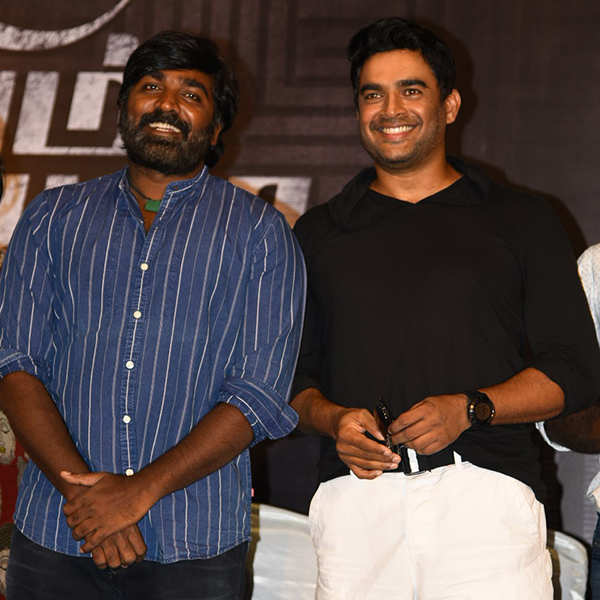 Vikram Vedha: Press Meet