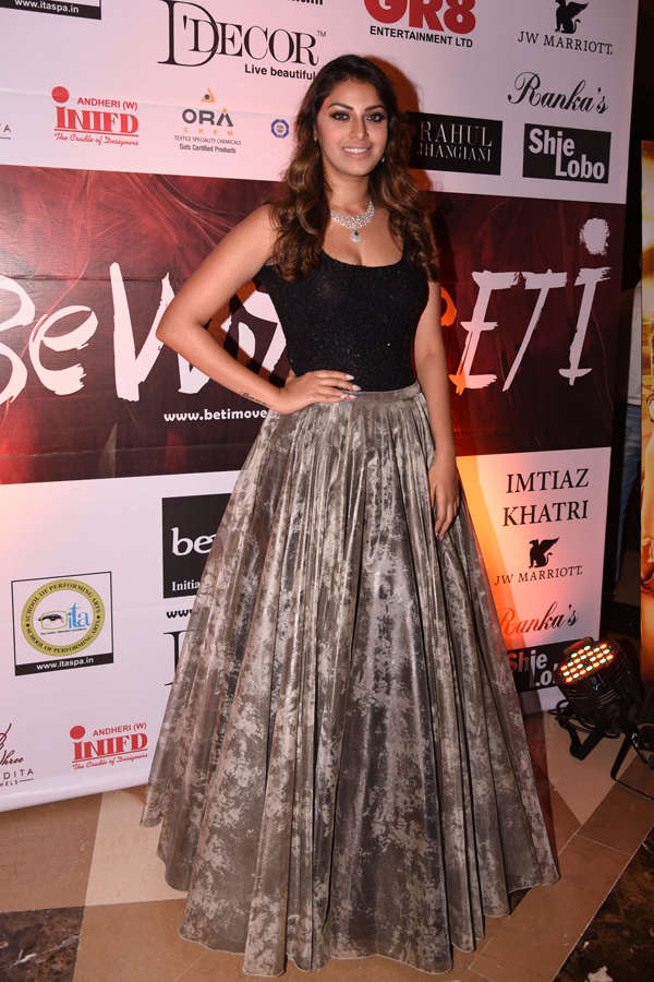 Anushka Ranjan at Beti Fashion Show