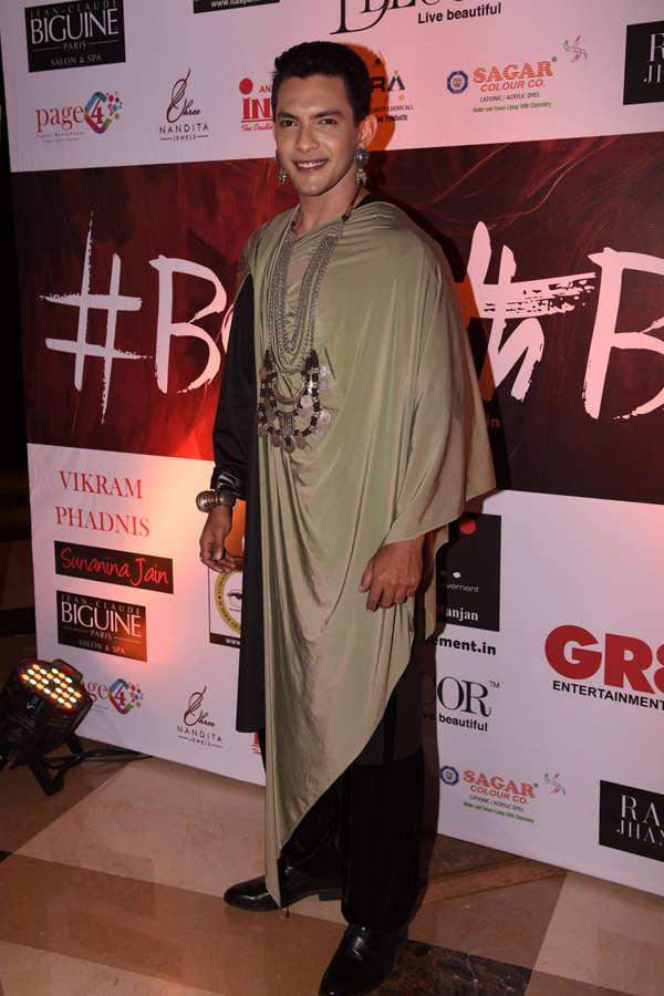 Aditya Narayan at Beti Fashion Show