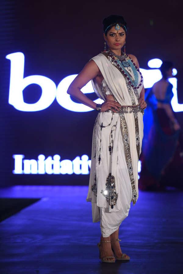 Priyanka Shah at Beti Fashion Show