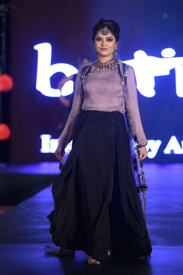 Tasha Kapoor at Beti Fashion Show