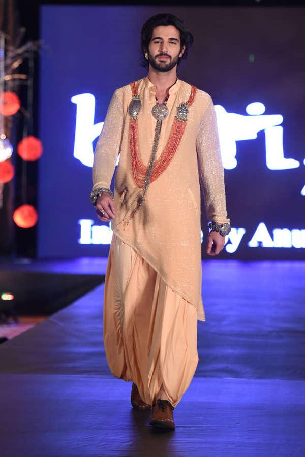 Aditya Seal at Beti Fashion Show