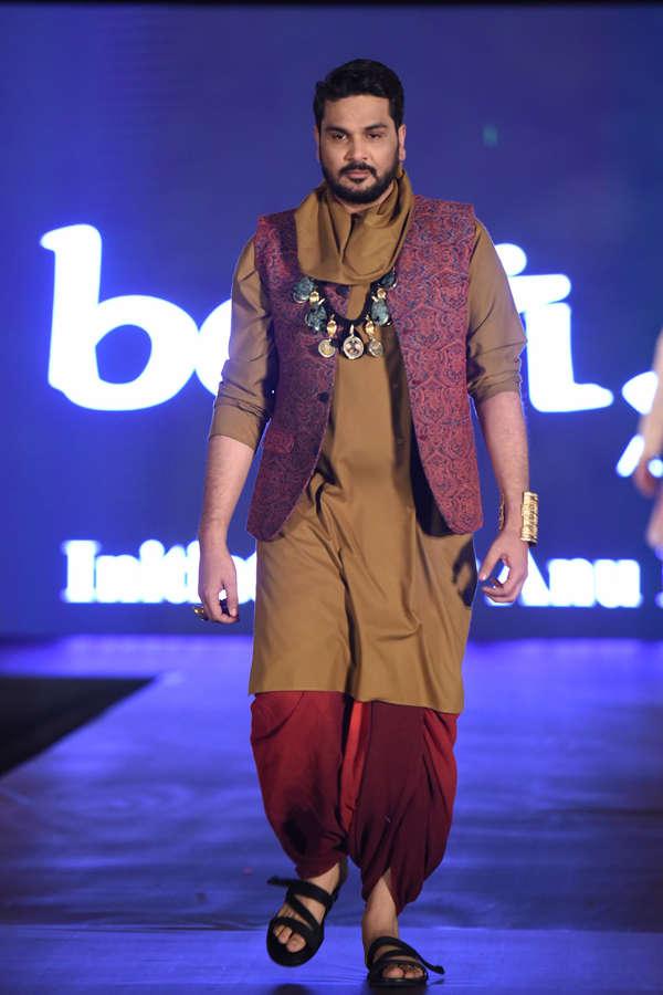 Mukesh Chhabra at Beti Fashion Show