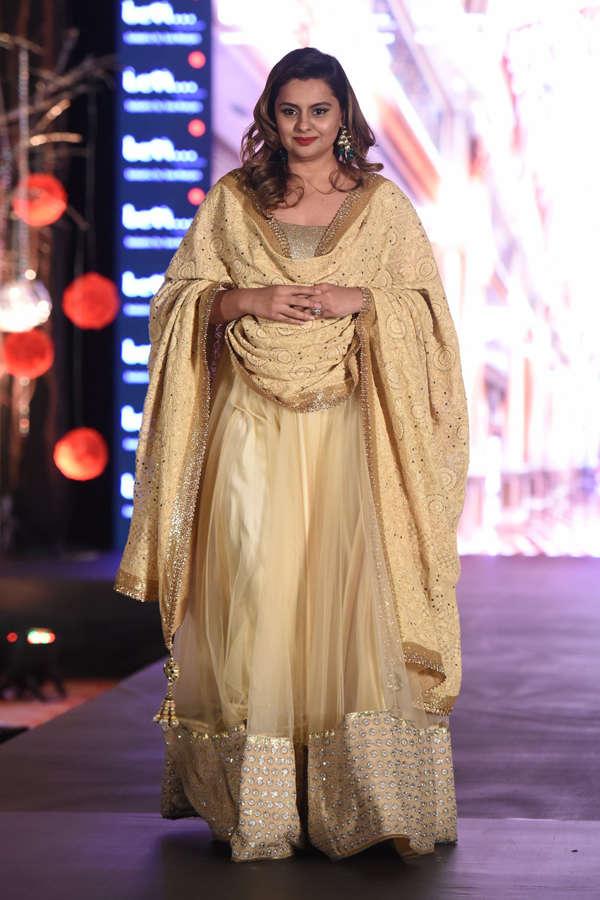Deepshikha Deshmukh at Beti Fashion Show