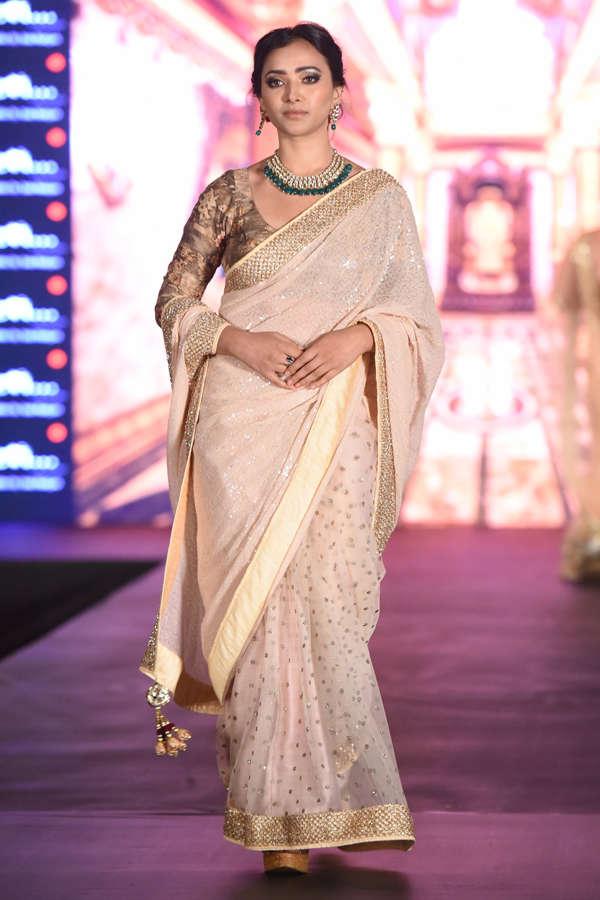 Shweta Basu Prasad at Beti Fashion Show