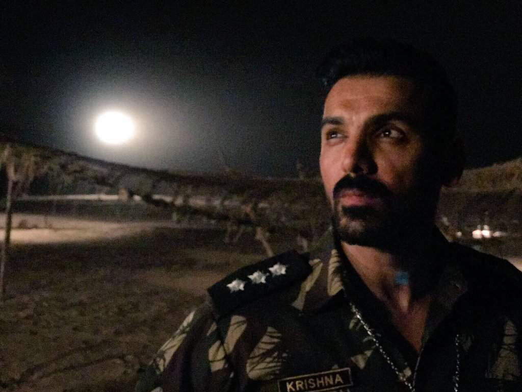 John Abraham Turns Army Officer In Intense First Look From Parmanu