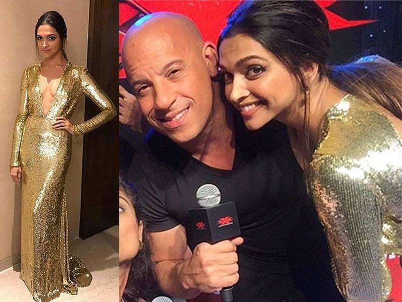 Pics: Vin Diesel-Deepika Padukone host a grand premiere of their