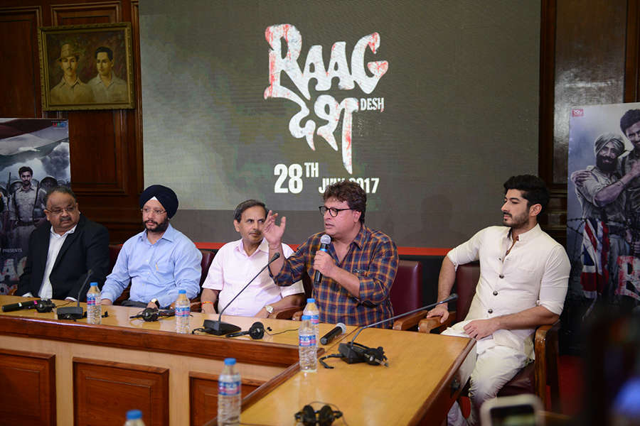 Raag Desh: Trailer Launch