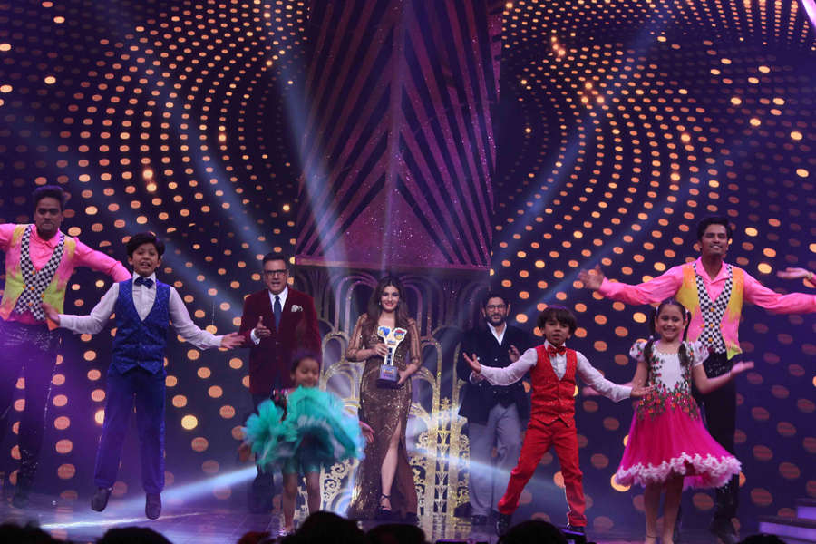 Sabse Bada Kalakar: On the sets