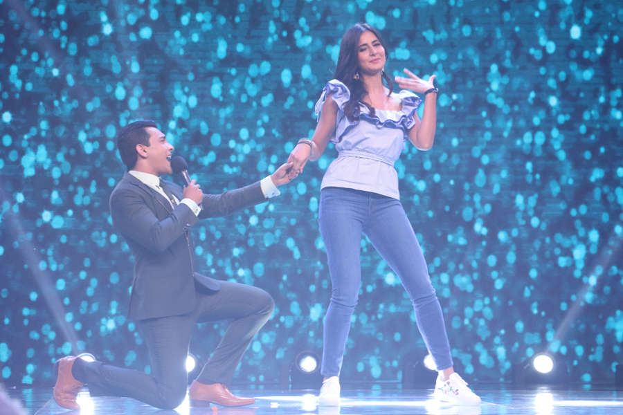 Aditya Narayan singing for Katrina Kaif