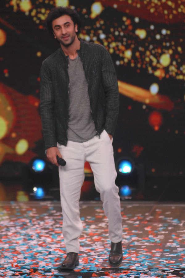 Ranbir Kapoor for Jagga jasoos promotion