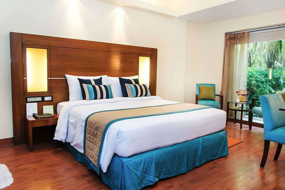 Shervani Hilltop Resort
