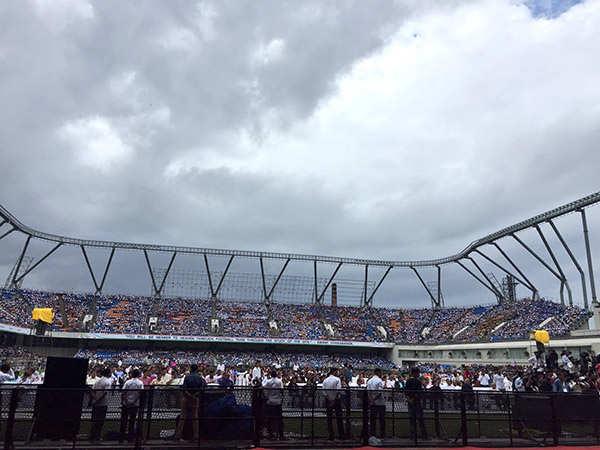 PM Modi inaugurates 'Khel Mahakumbh 2017'