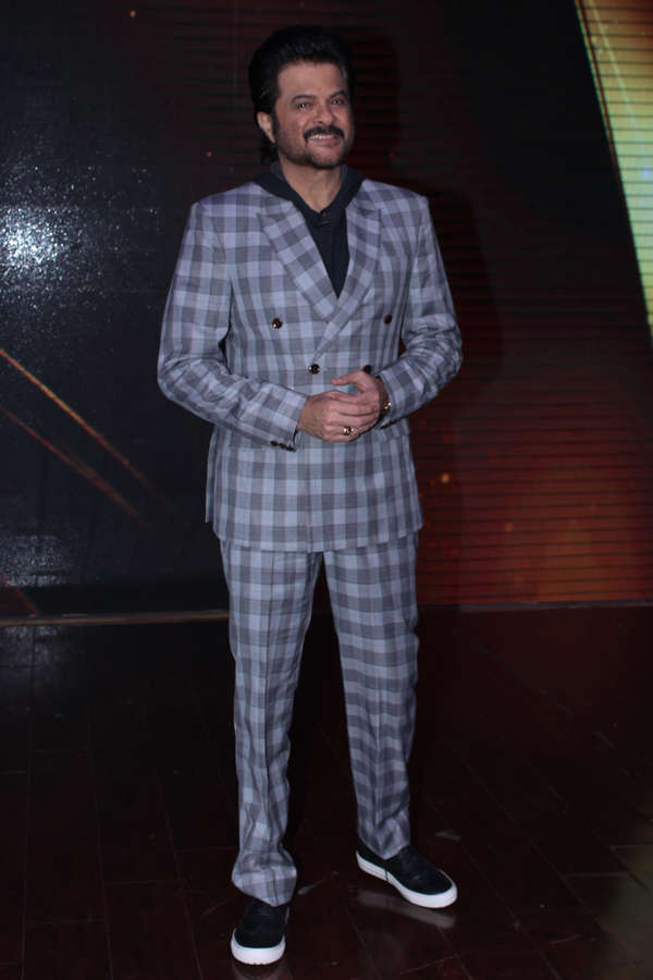 Anil Kapoor smiles for the camera