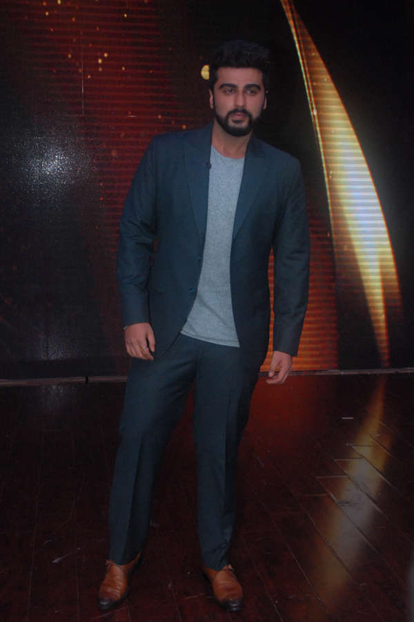 Arjun Kapoor poses for the camera