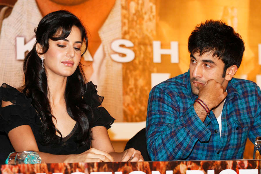 Ranbir and I have tu-tu mai mai relationship, says Katrina Kaif
