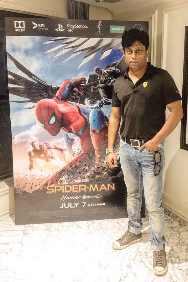 Spider-man: Screening