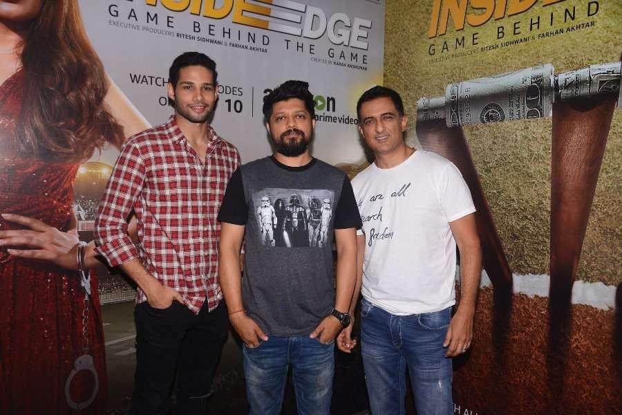 Inside Edge: Interviews