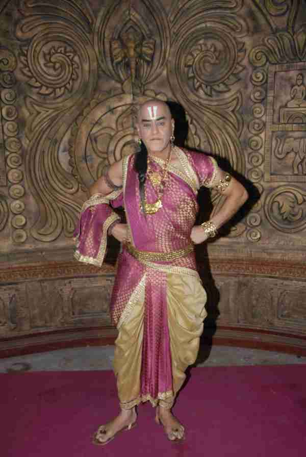 Tenali Rama: Set reveal