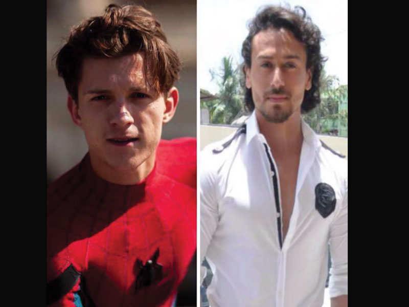 'Spider-Man' Tom Holland praises Tiger Shroff