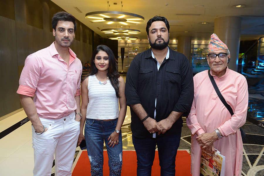 Yeh Hai India: Trailer Launch