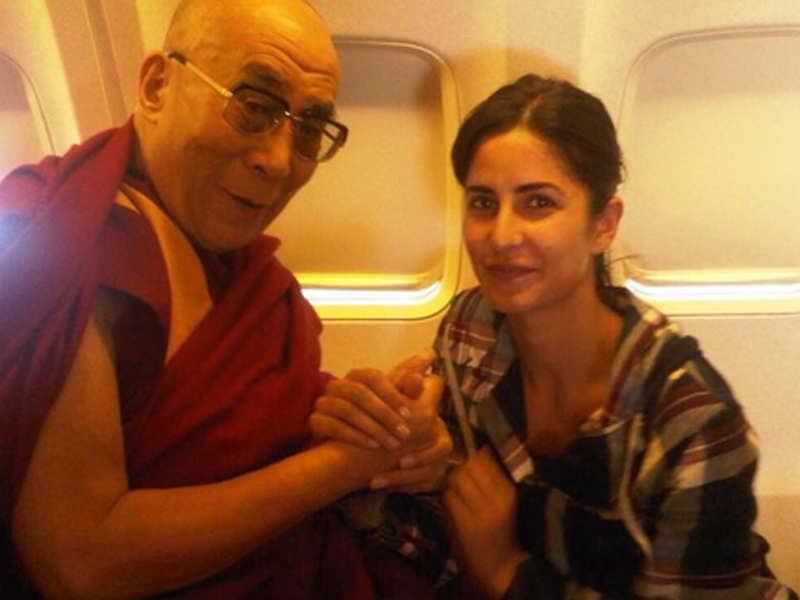 Katrina Kaif's warm wishes for the Dalai Lama on his birthday