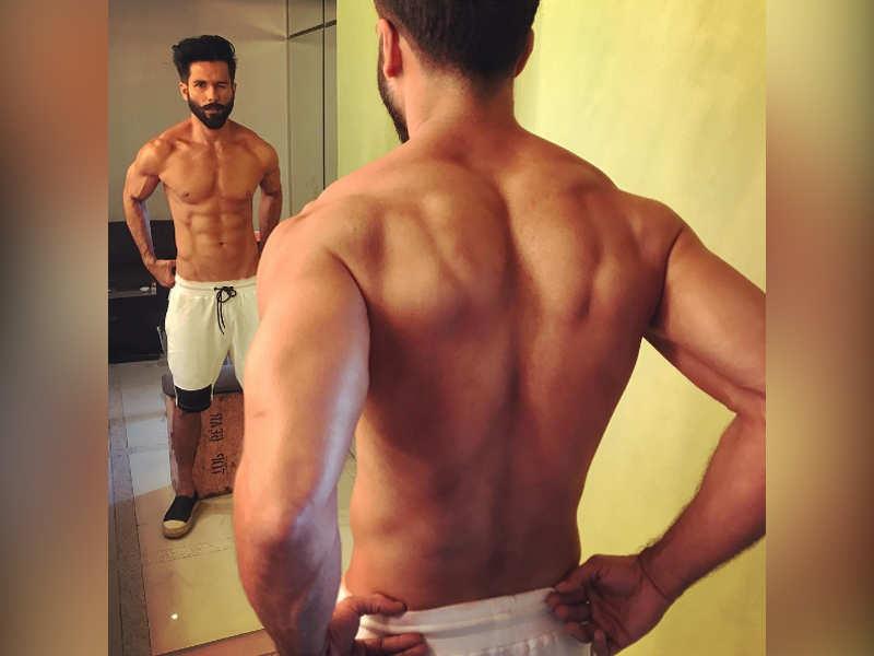 Shahid kapoor sexy pics
