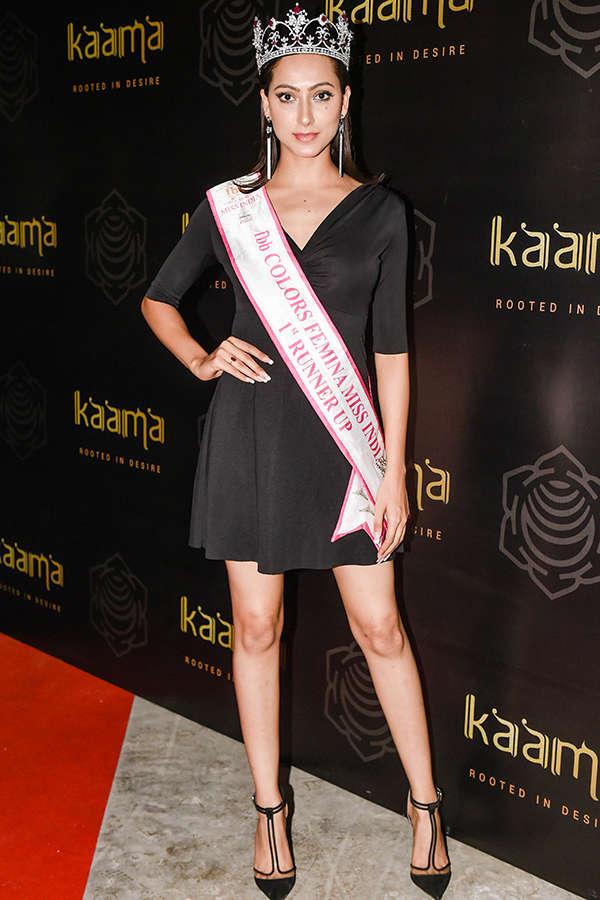 Sana Dua at Kaamaa Pre-launch party
