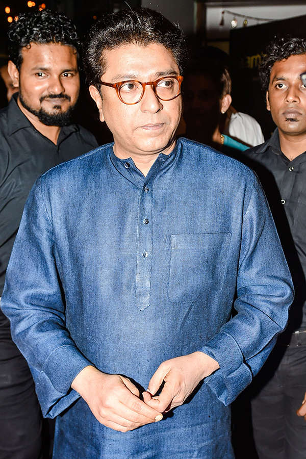 Raj Thackrey Kaamaa at Pre-launch party
