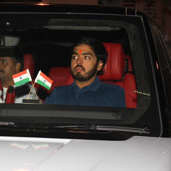 Celebs attend Karan Johar's party