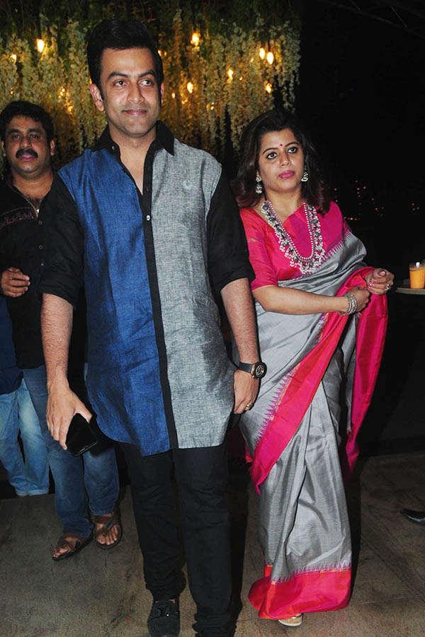 Director VK Prakash's daughter's wedding reception