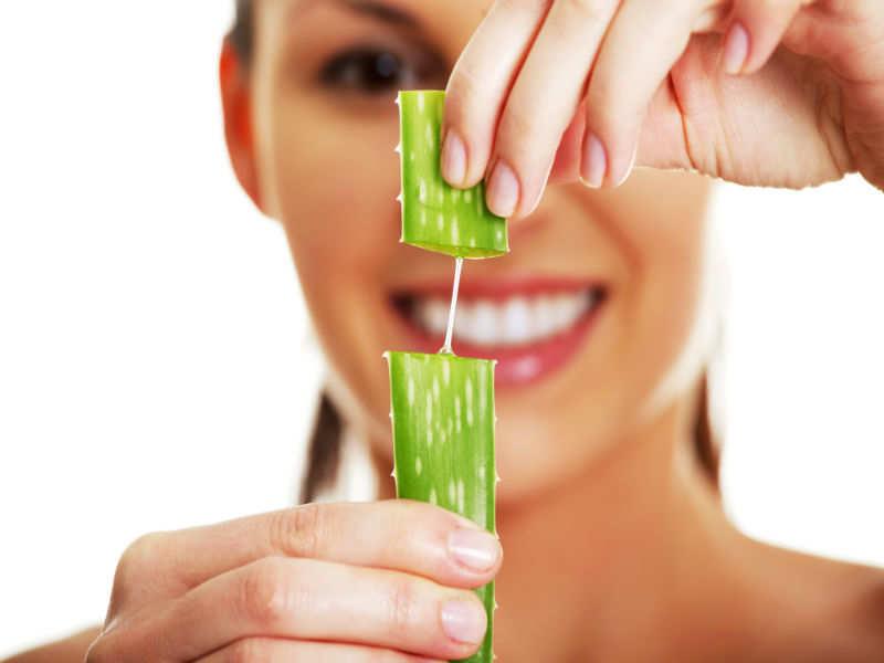 Beauty Benefits Of Diy Aloe Vera Gel