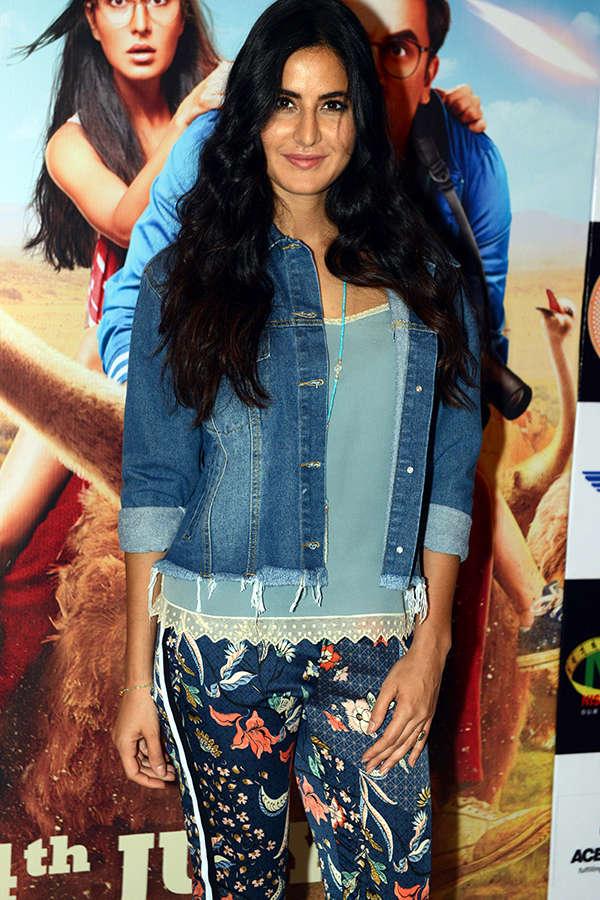 Ranbir and Katrina promote Jagga Jasoos