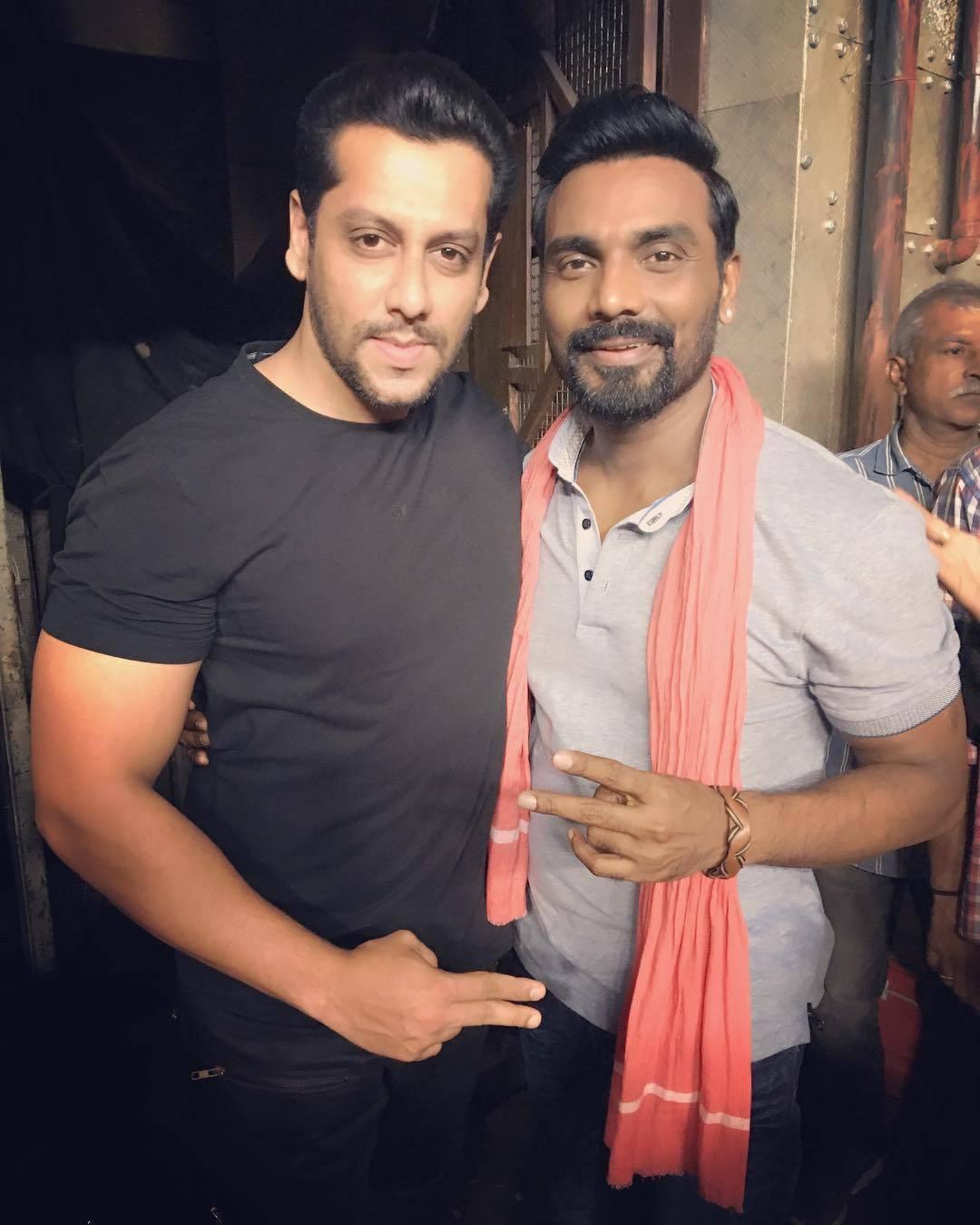Double Salman?