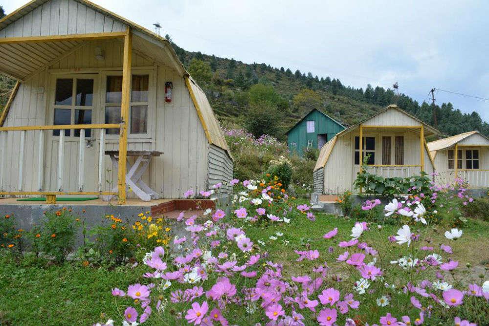 The Auli Resort