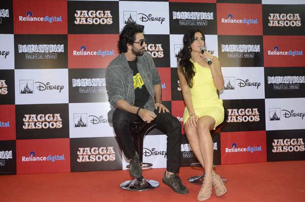Jagga Jasoos: Press Conference