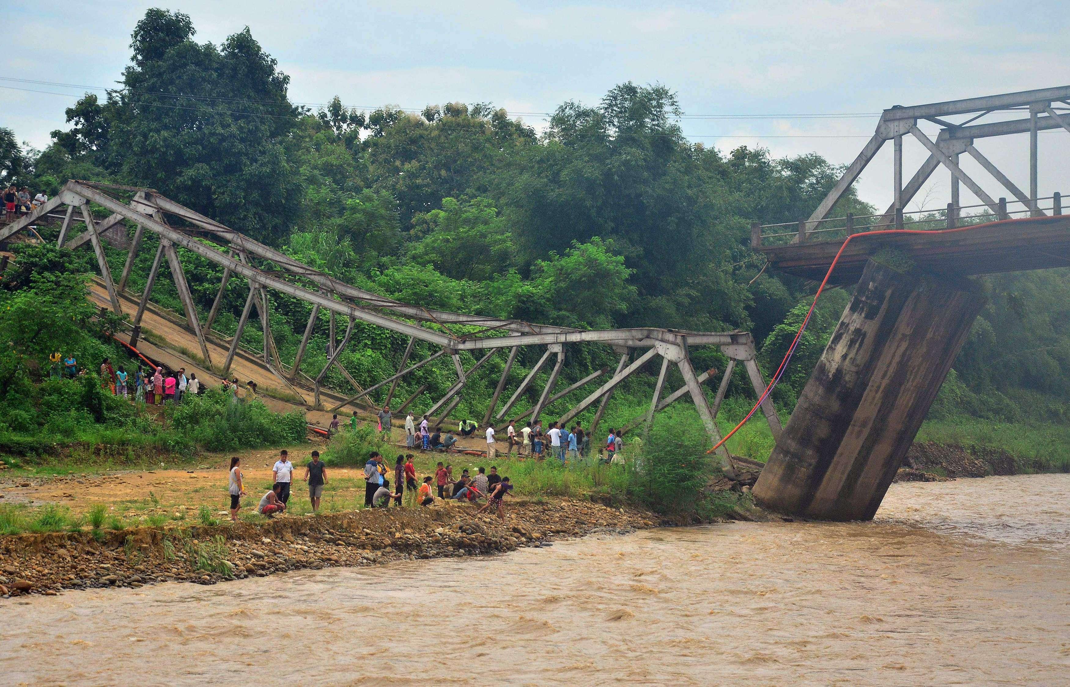 Nagaland flood
