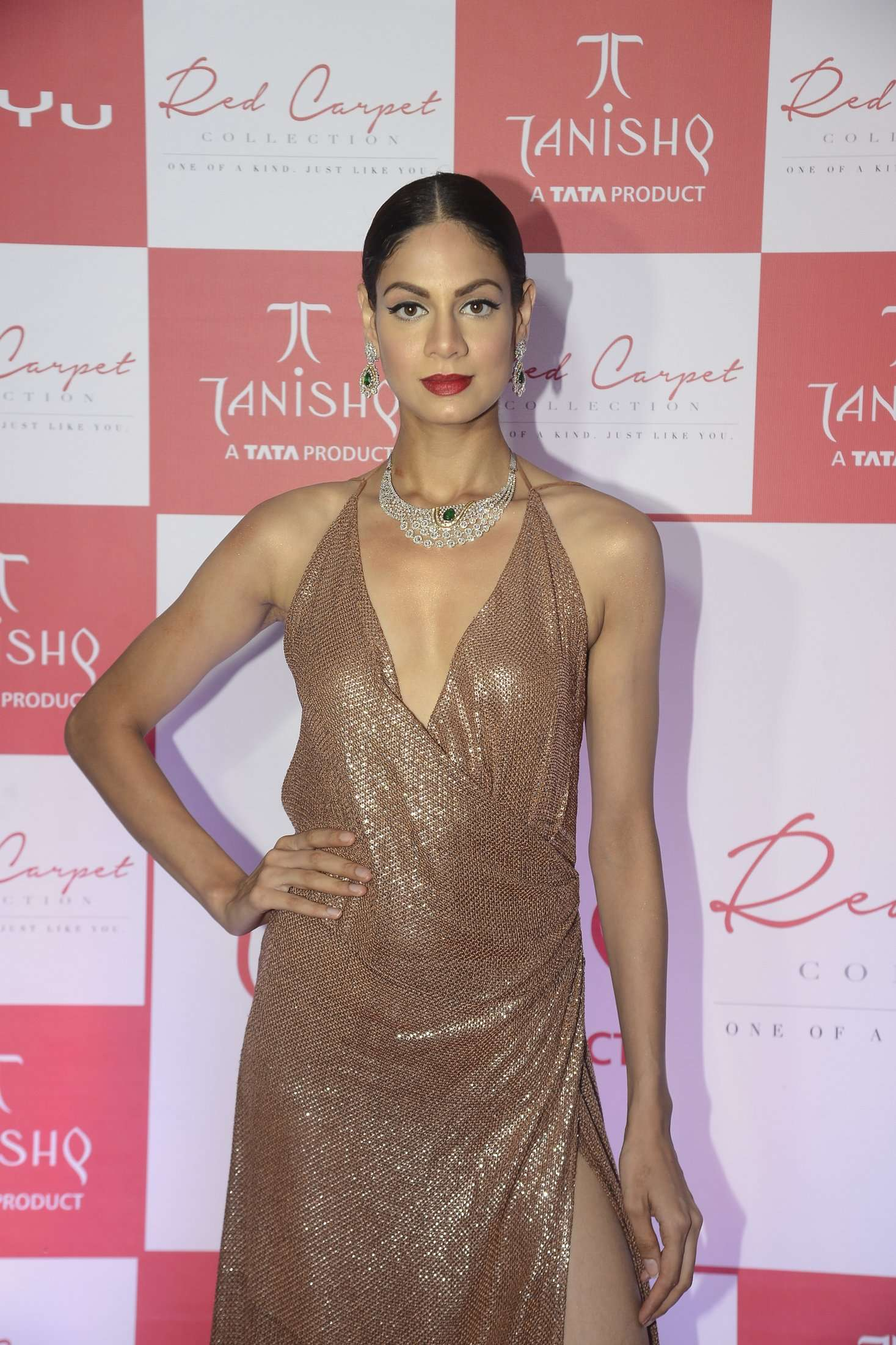 Tanishq's Red Carpet Collection Launch