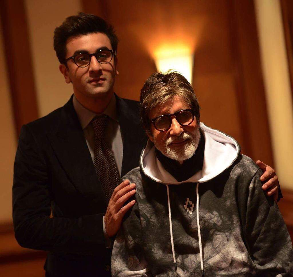 BIG B reviews Jagga Jasoos