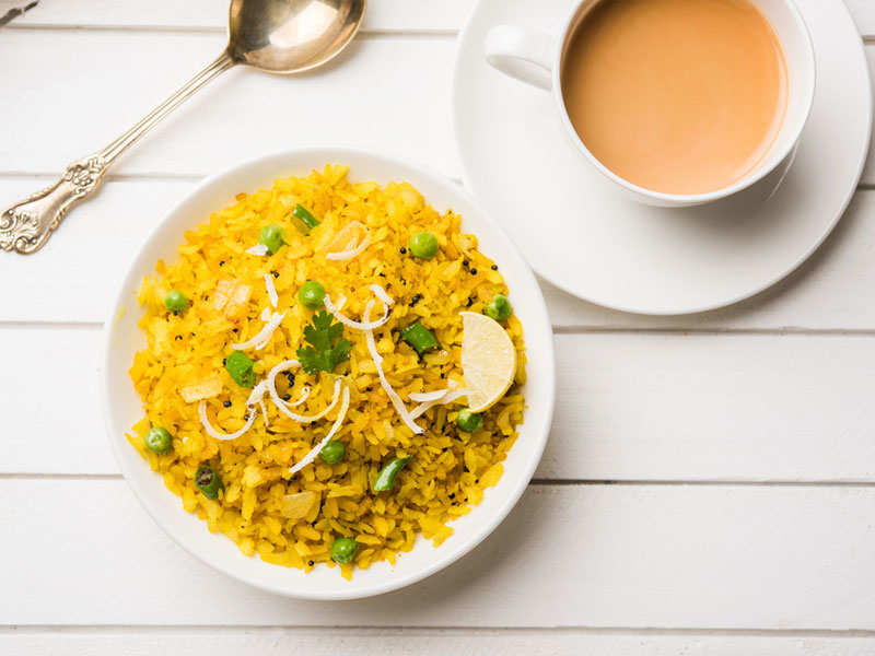Is eating Poha everyday in breakfast good for health?