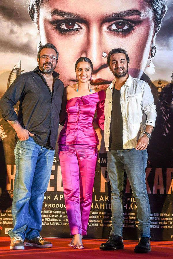 Haseena Parkar: Trailer Launch