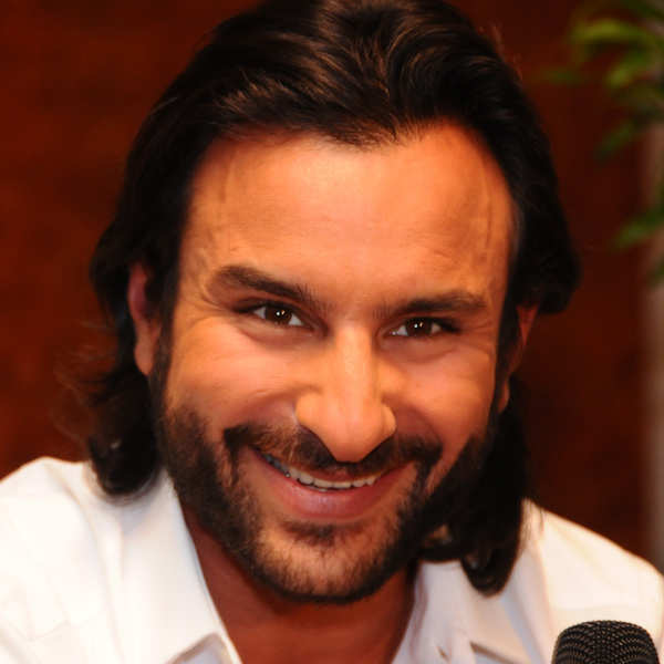 Maybe it is in Kapoor genes to become actors, says Saif Ali Khan