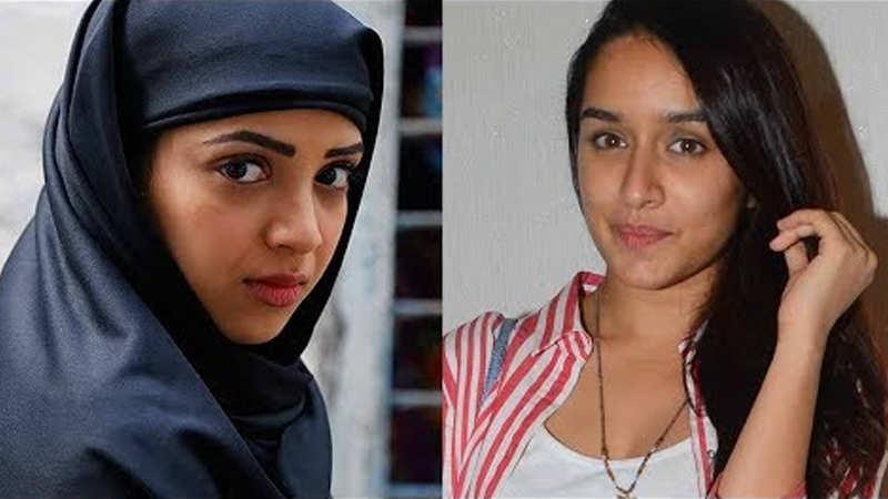 Shraddha and Ashwiny Iyer Tiwari attend 'Lipstick Under My Burkha' special screening