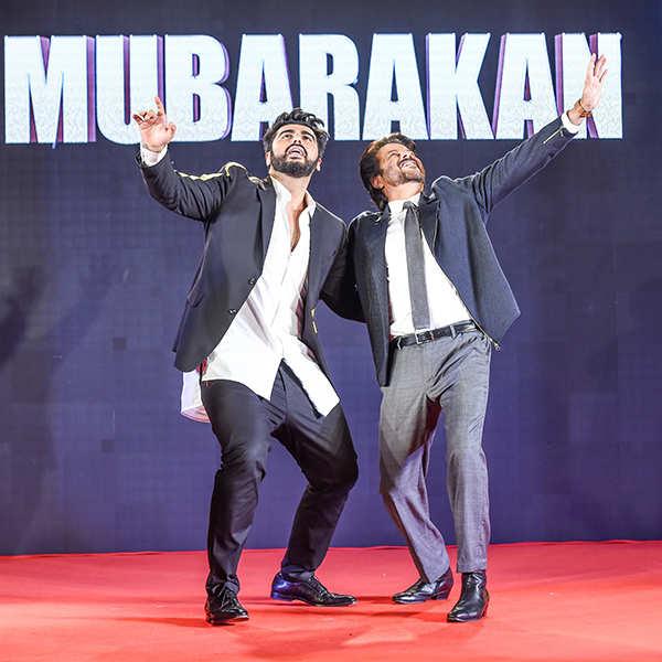 Mubarakan: Sangeet Ceremony