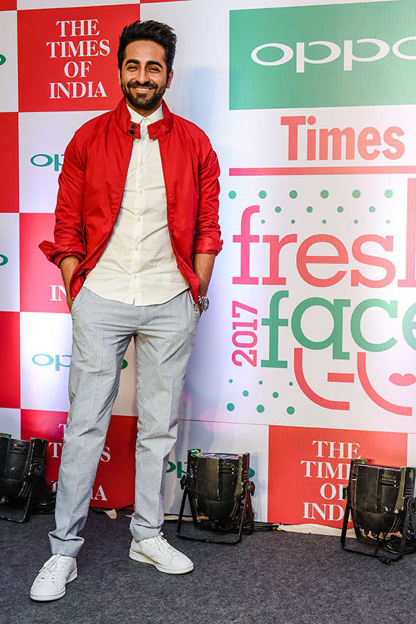 OPPO Times Fresh Face 2017: Launch