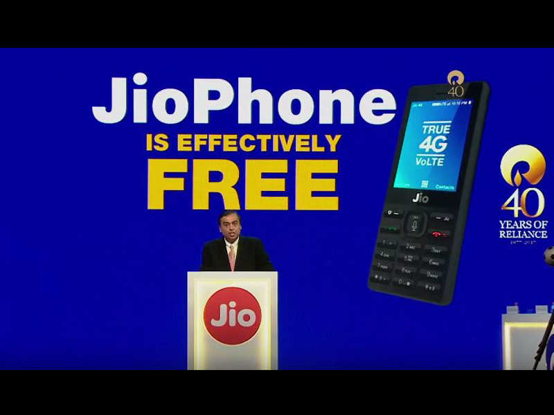 Reliance JioPhone finally released for beta testing - Latest