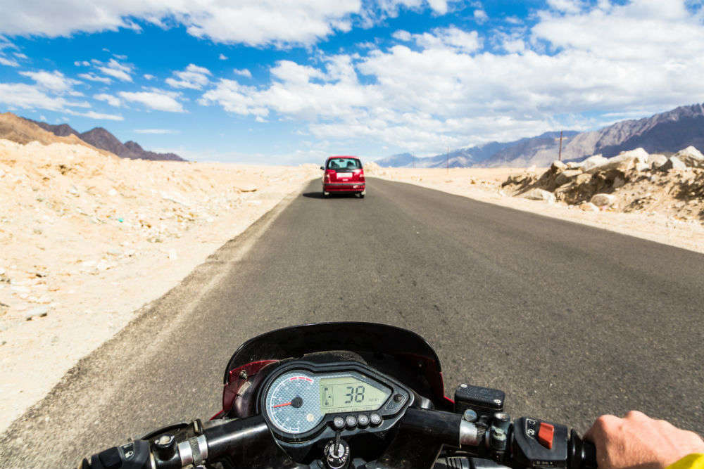 6 road trips in India every motorbiker must go for!