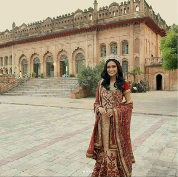 Aradhana Buragohain's first unforgettable visit to Lucknow