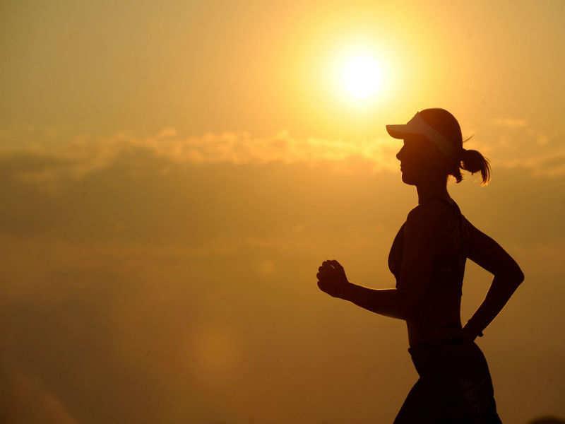How running backward is better than running forward